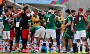 Holland v Mexico